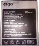 Ergo (B500 First) 2000mAh Li-ion, оригинал