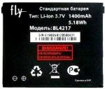 Fly E190 (BL4217) 1400mAh Li-ion, оригинал