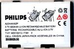 Philips 330 (A20HAX/0ZP) 600mAh li-ion, оригинал