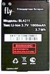 Fly E171 (BL4211) 1000mAh Li-ion, оригинал