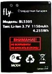 Fly E155 (BL5305) 1150mAh Li-ion, оригинал