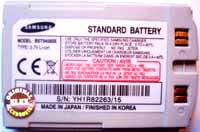 Samsung S200 (BSL1307WE) 900mAh Li-Ion
