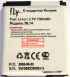 Fly MC110 (BL14) 730mAh Li-ion, оригинал